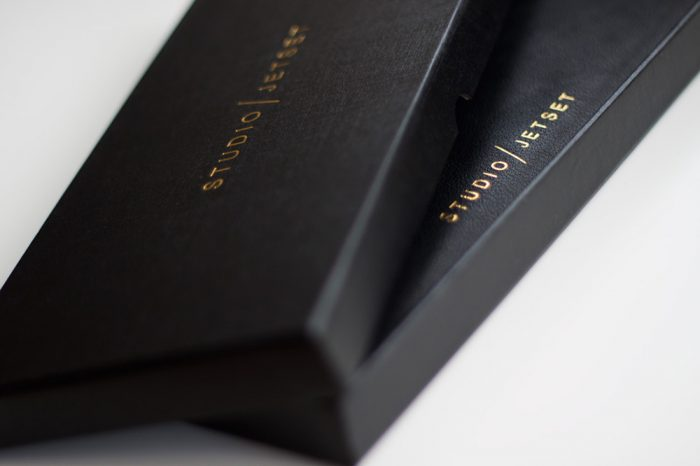 Studio Jetset PassPort Cover Packaging
