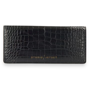 Studio Jetset Croc Passport Cover